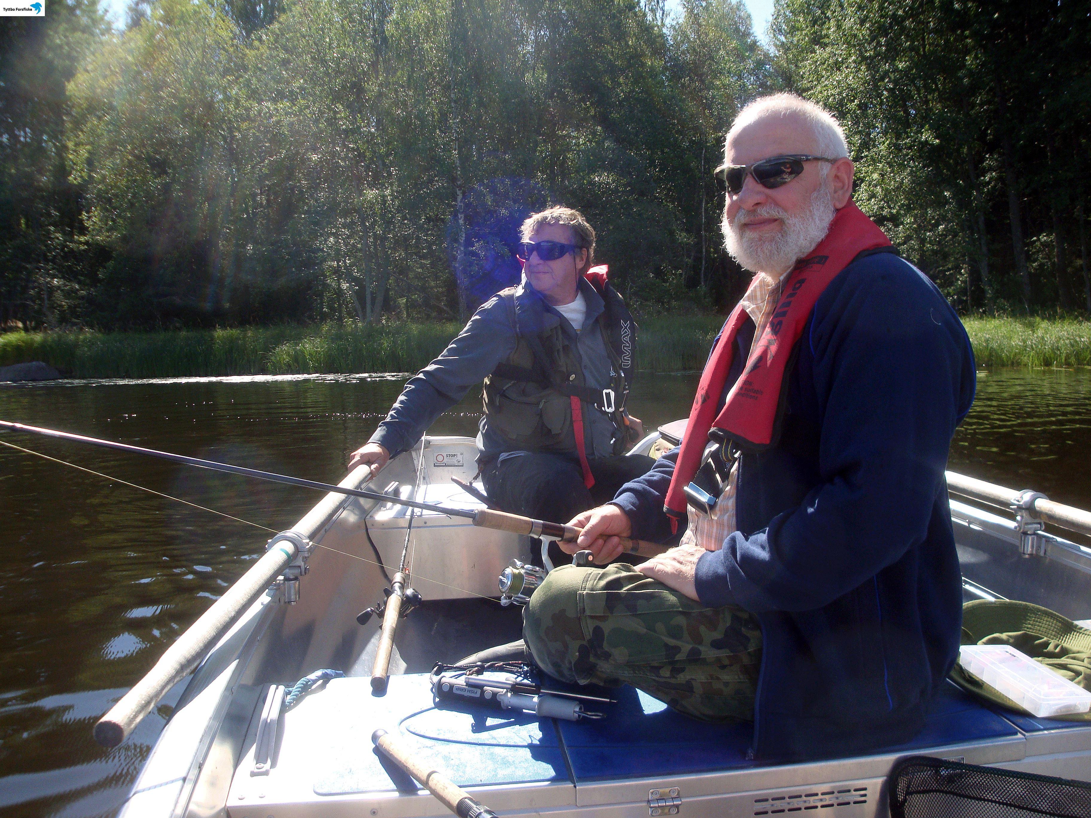 Fiskekort Tyttbo Forsfiske
