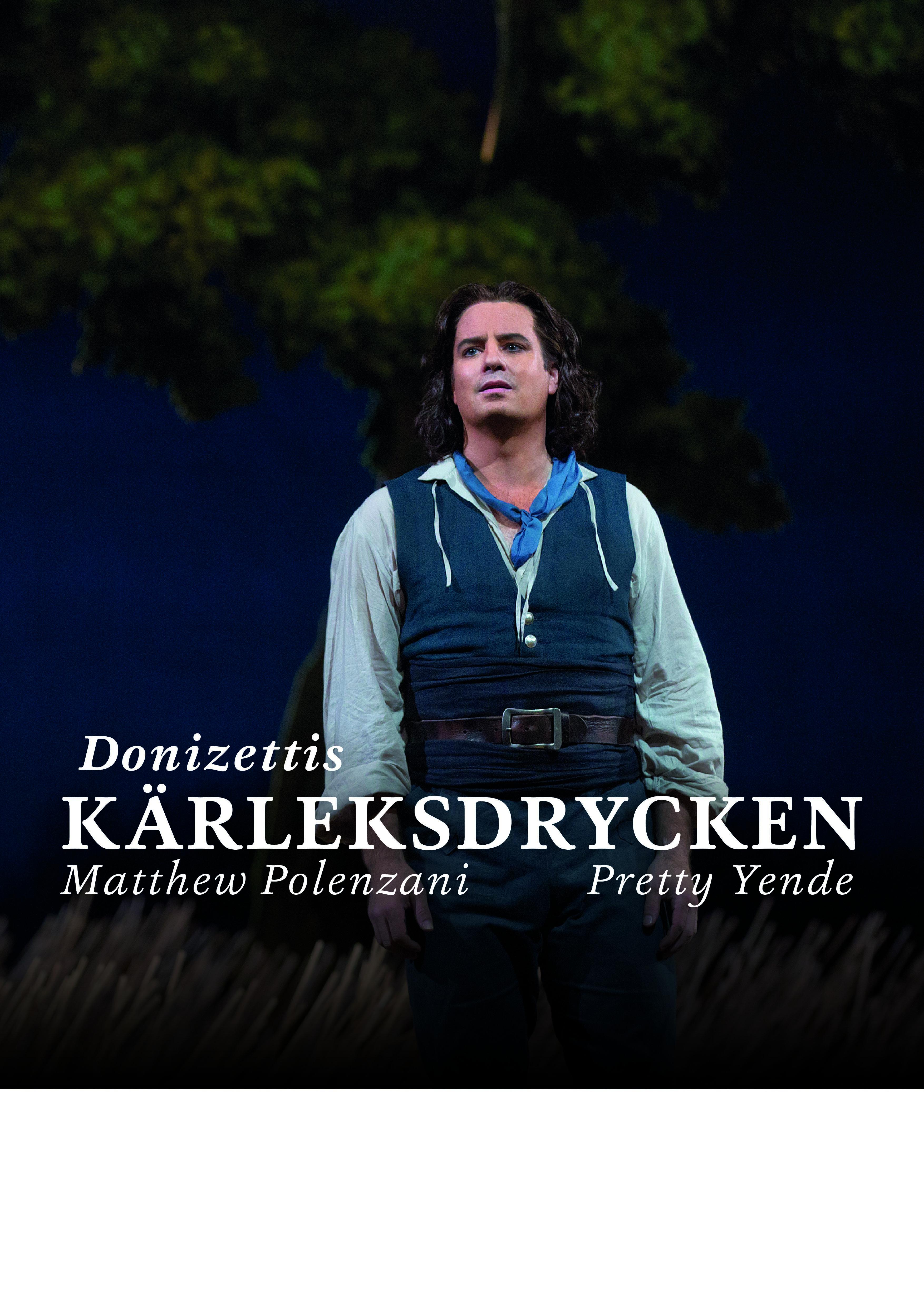 Live på bio -  Opera från Metropolitan - Kärleksdrycken
