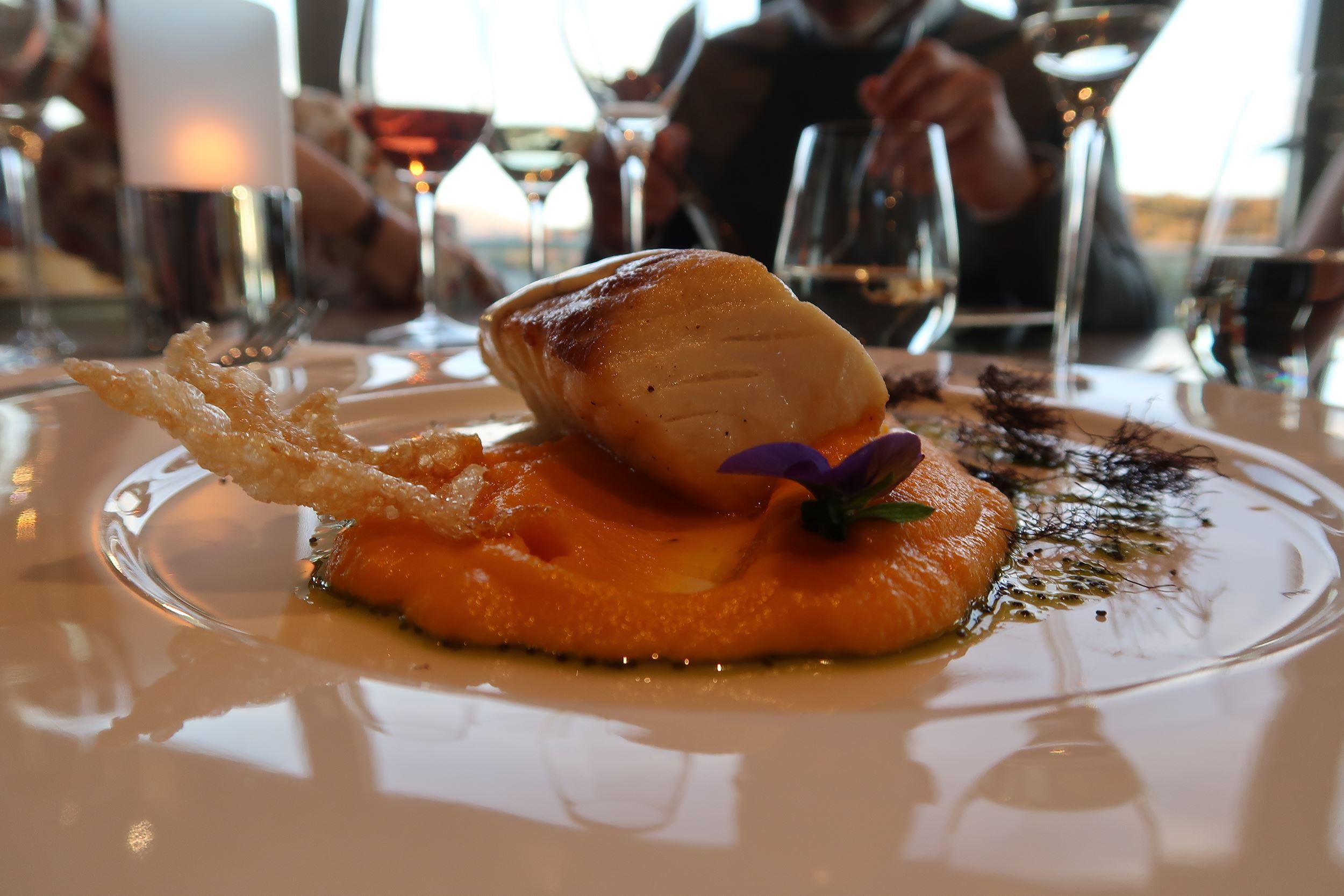 Restaurantopplevelse på Torghatten Strandrestaurant