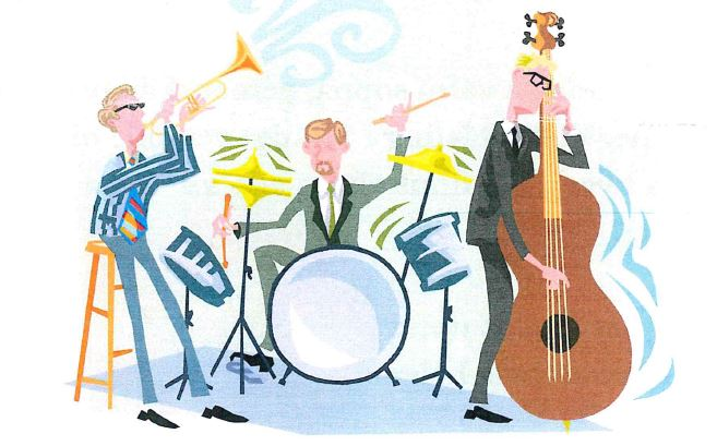 Jazzkväll i Övraby