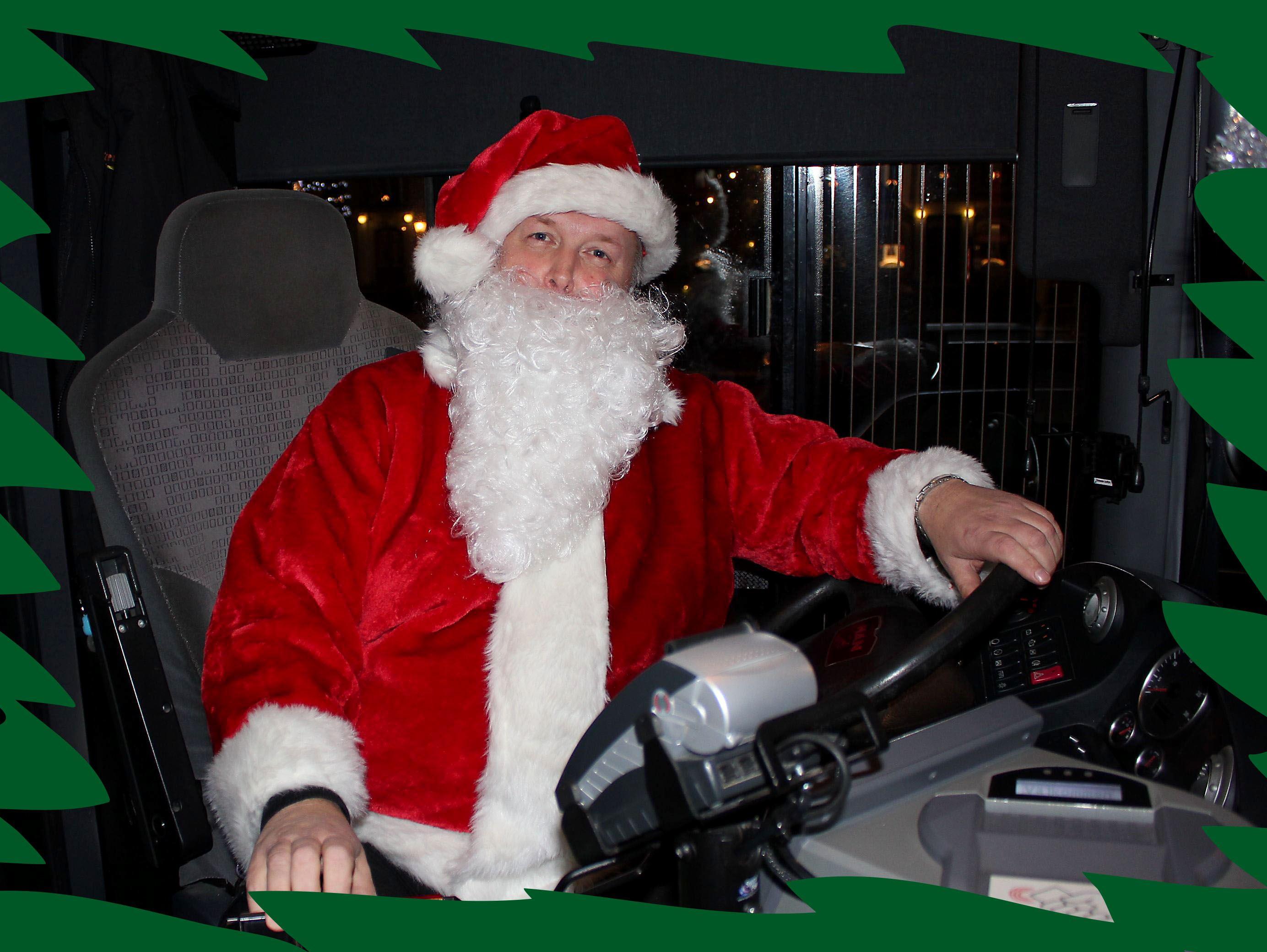 Santa's Bus