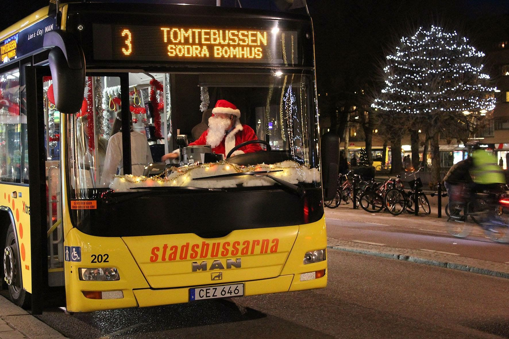 Tomtebussen