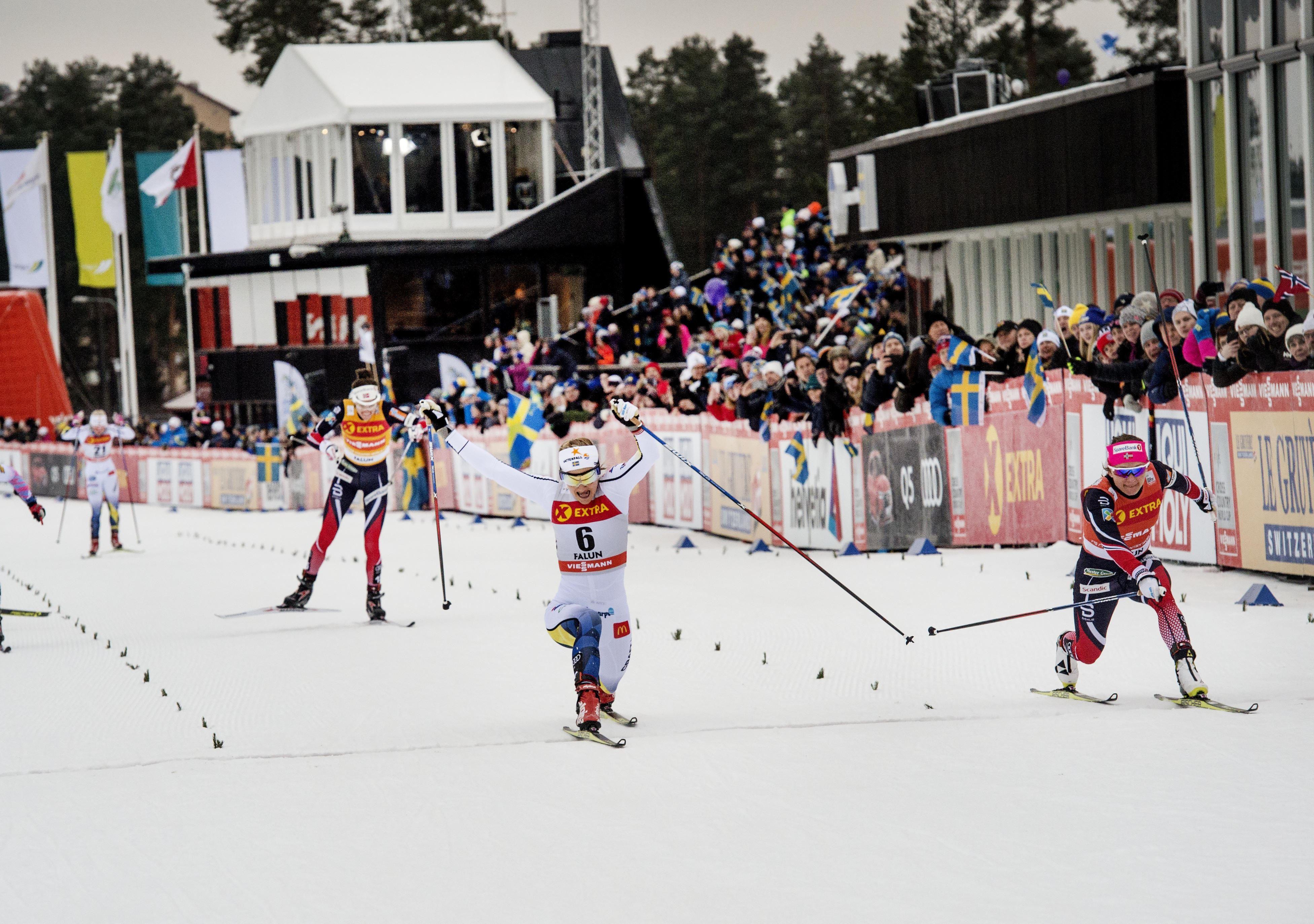 FIS World Cup Finals Svenska Skidspelen