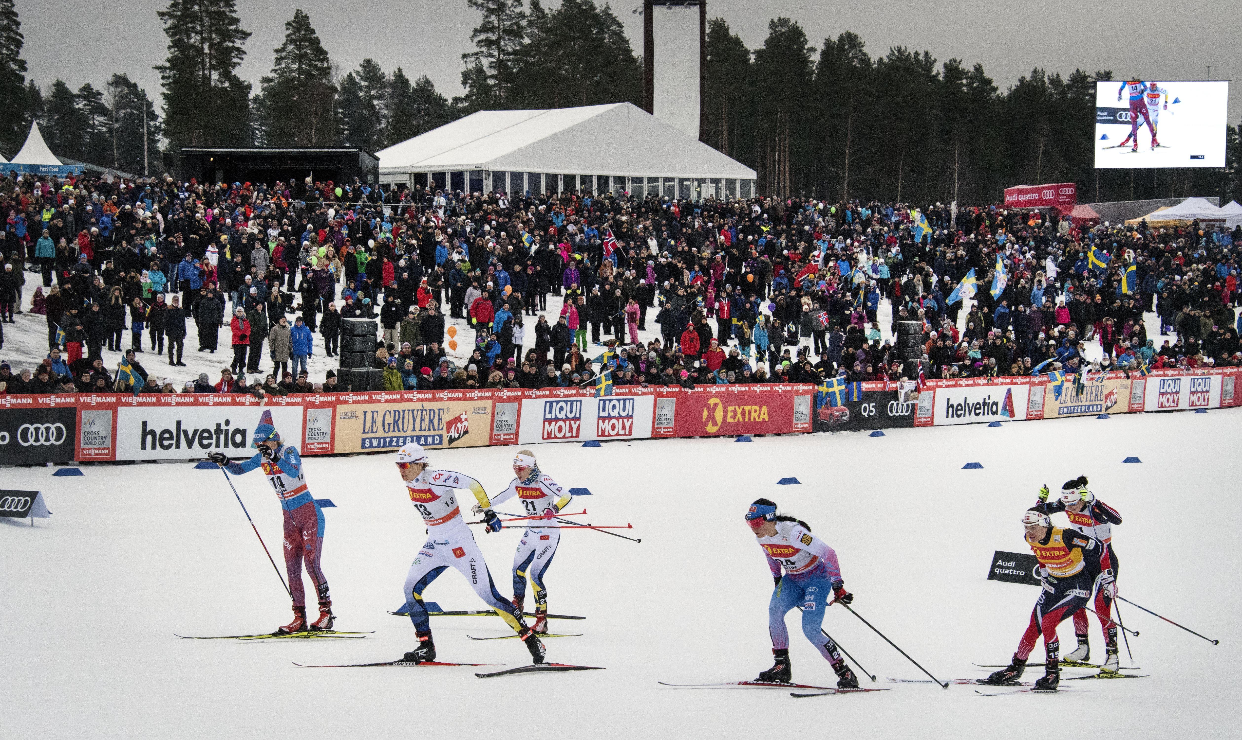 FIS Cross-Country World Cup Svenska Skidspelen