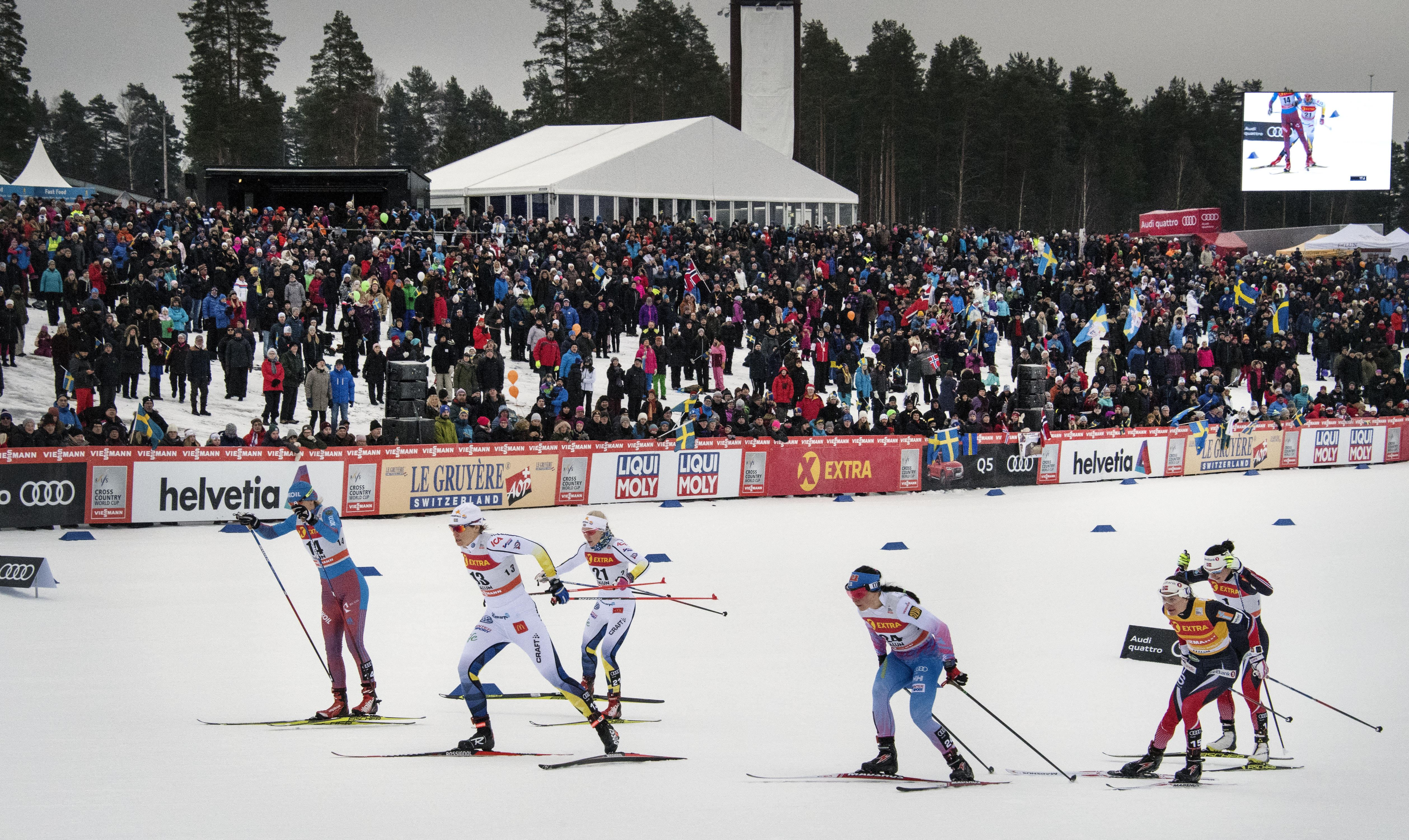 FIS Cross-Country World Cup Svenska Skidspelen