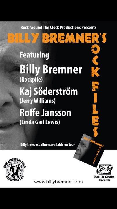 Billy Bremner Trio