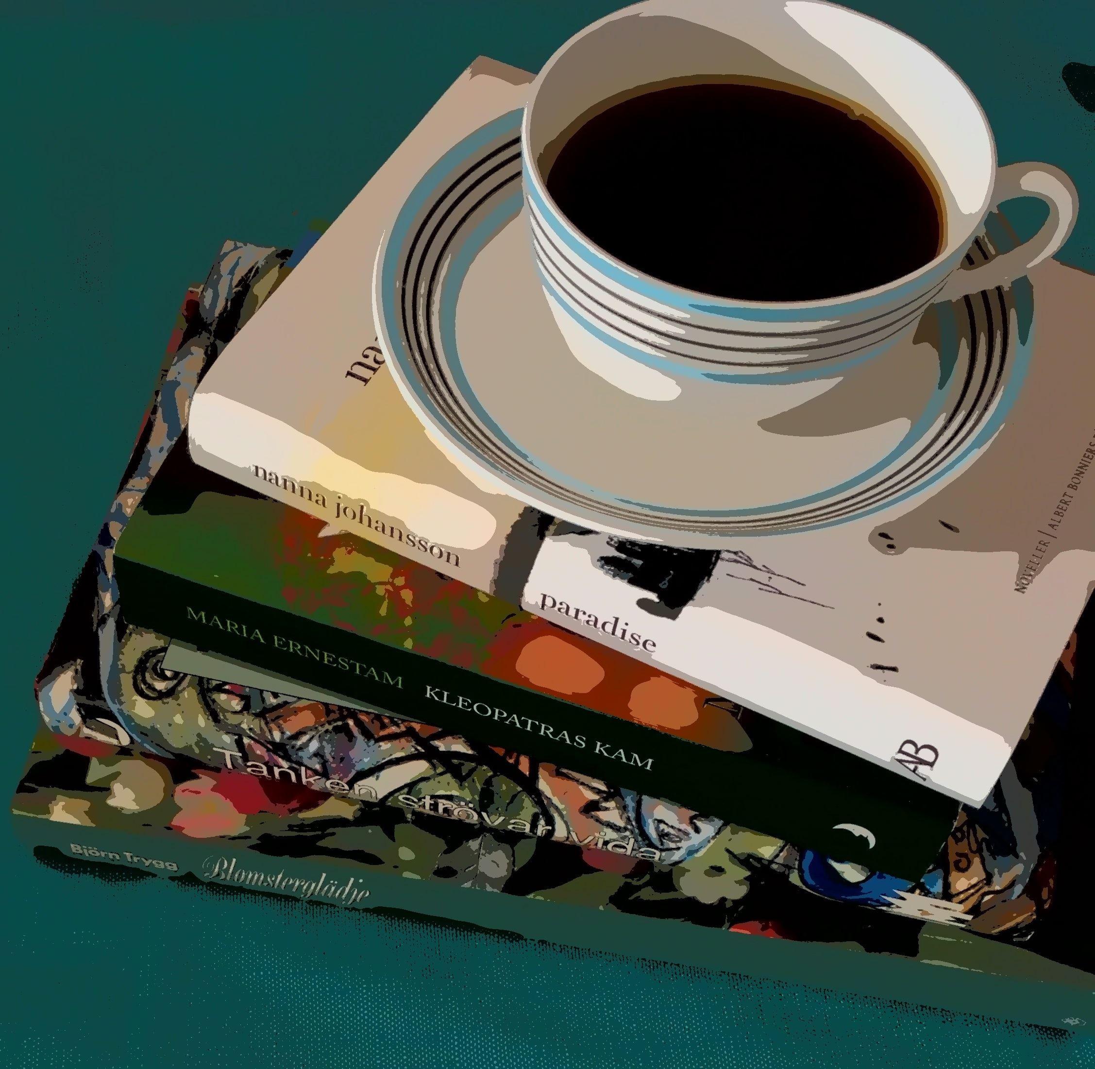 Litteraturkafé med Afternoon Tea