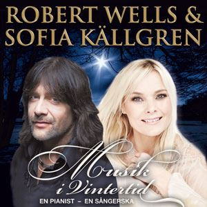 Music in the wintertime with Robert Wells and Sofia Källgren