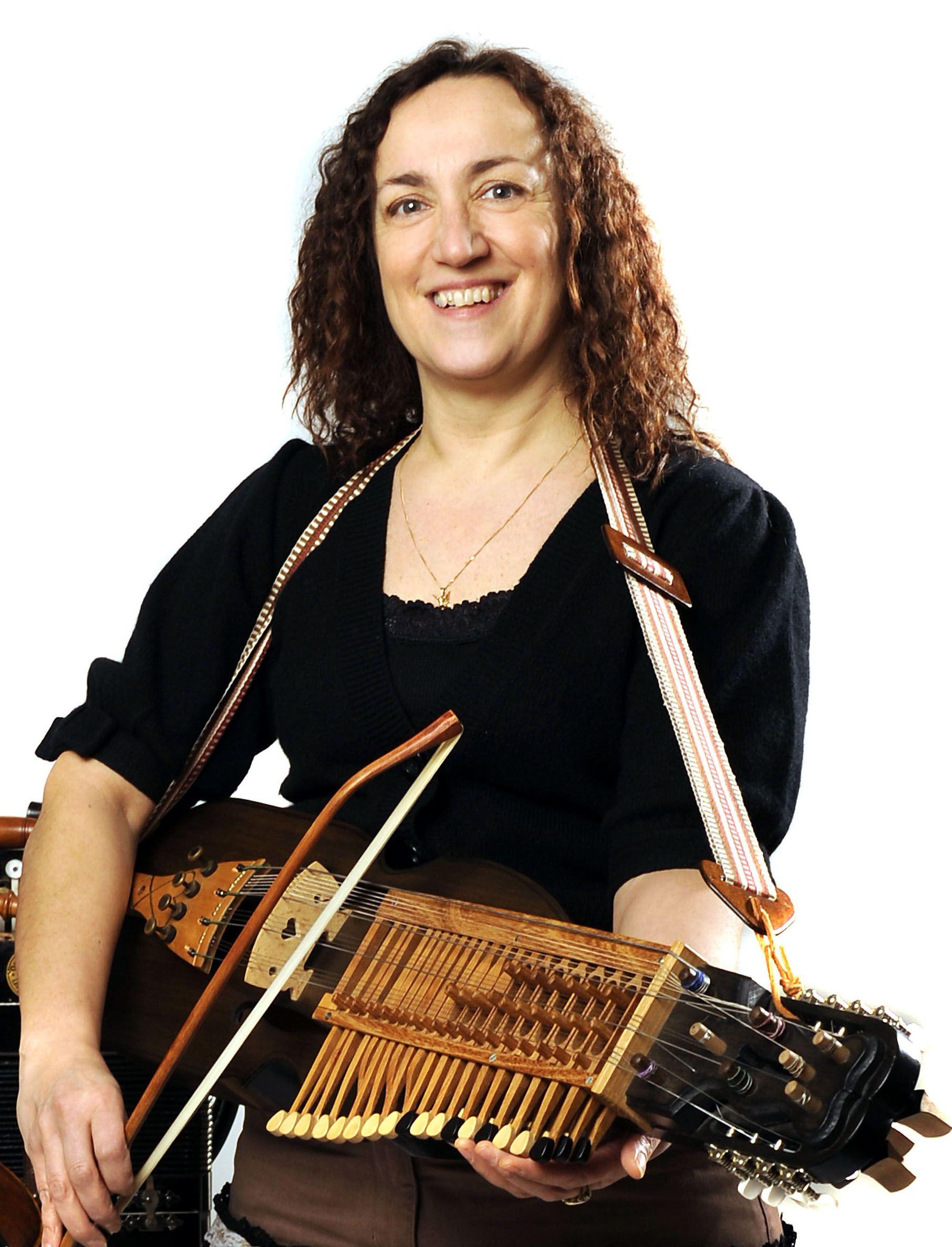 Föreläsning och musik med Sabina Henriksson