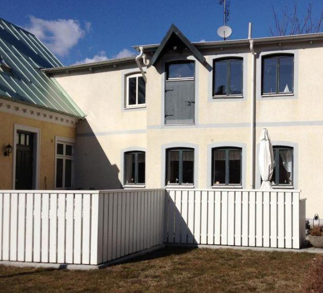 House in central Trelleborg