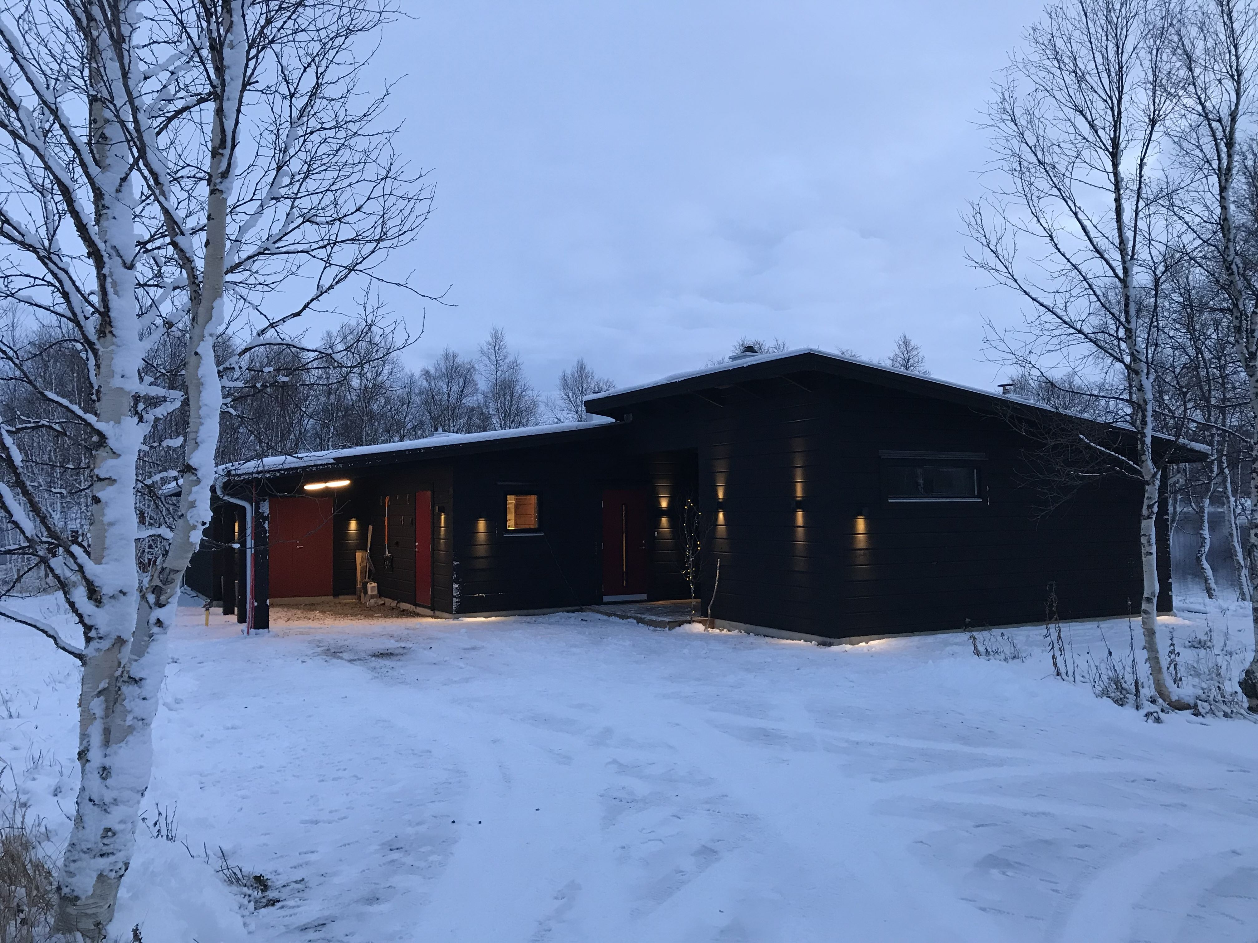Joesjö Mountain Lodge