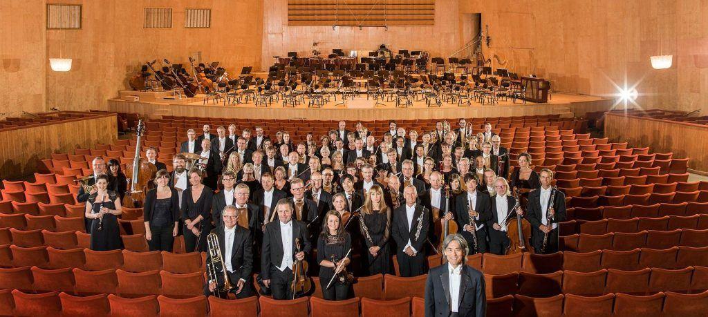 Händels Messias direktsänd julkonsert från Göteborgs konserthus på bio.