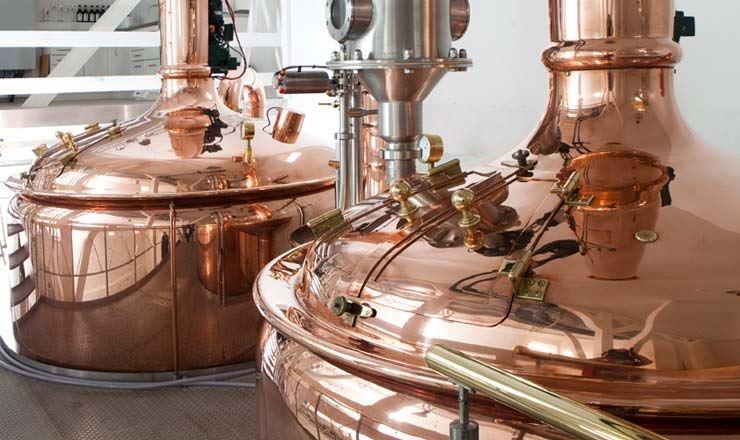 Besichtigung der Krenkerup Brauerei
