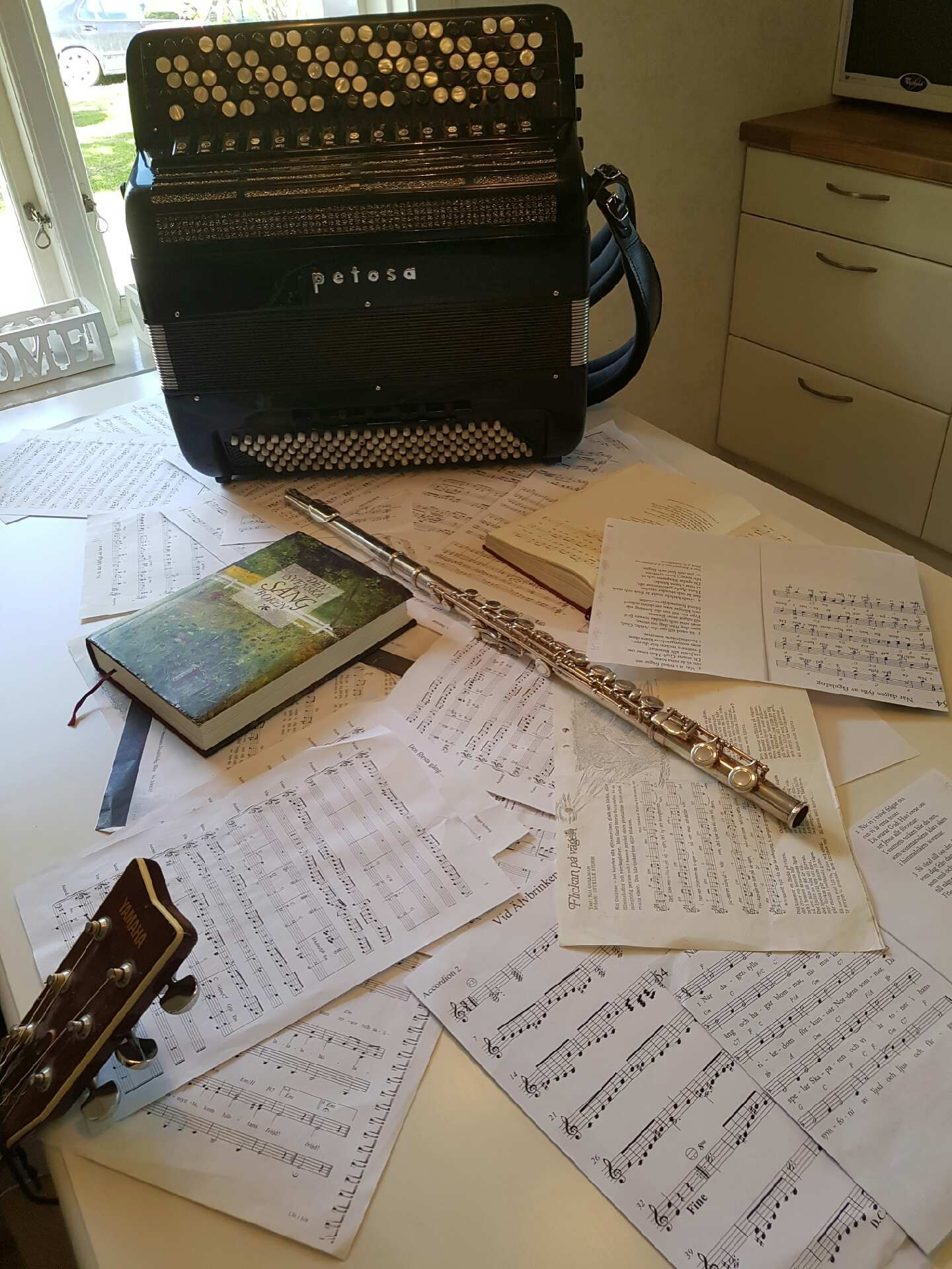Musikkafe