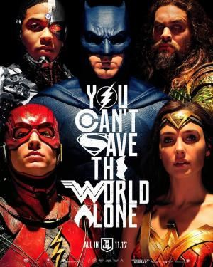 Cinema Bio Savoy: Justice League 2D