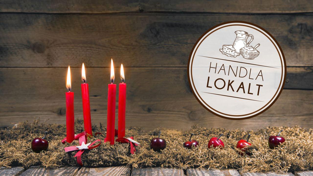 Julmys och shopping i Forsa