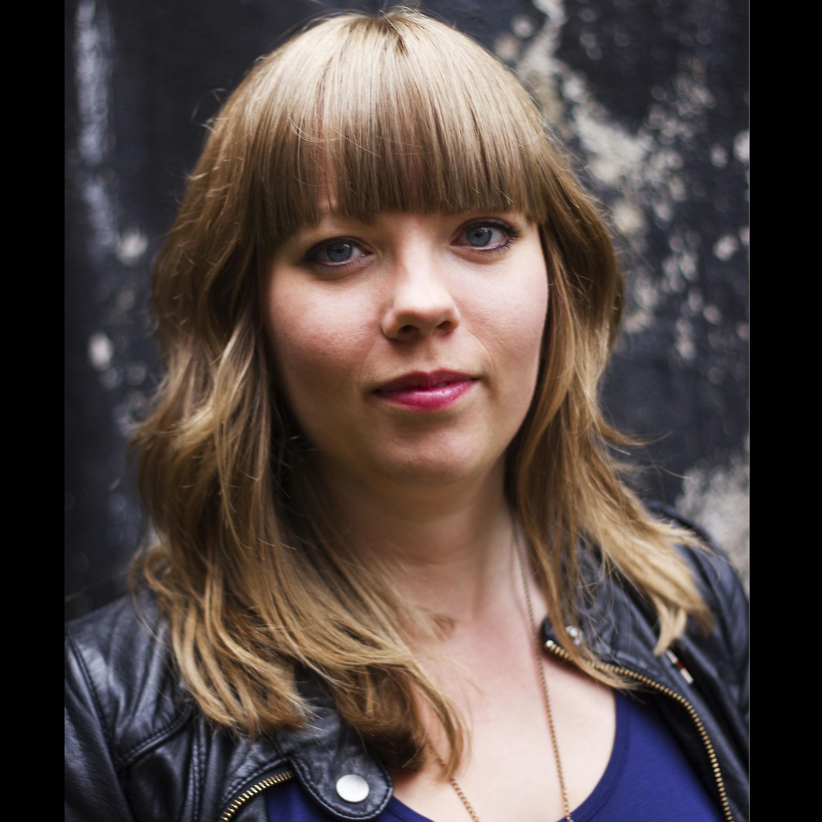 Jenny Wrangborg i Kulturmagasinet