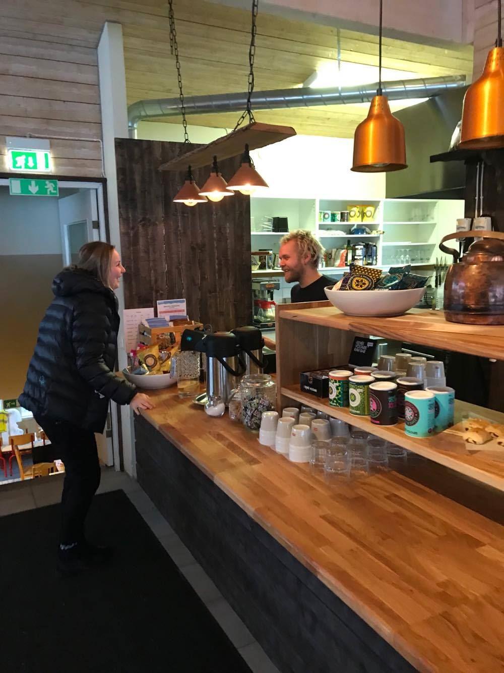 Café Tärningen, Ingemarbacken