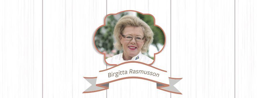 Kafferep med Birgitta Rasmusson