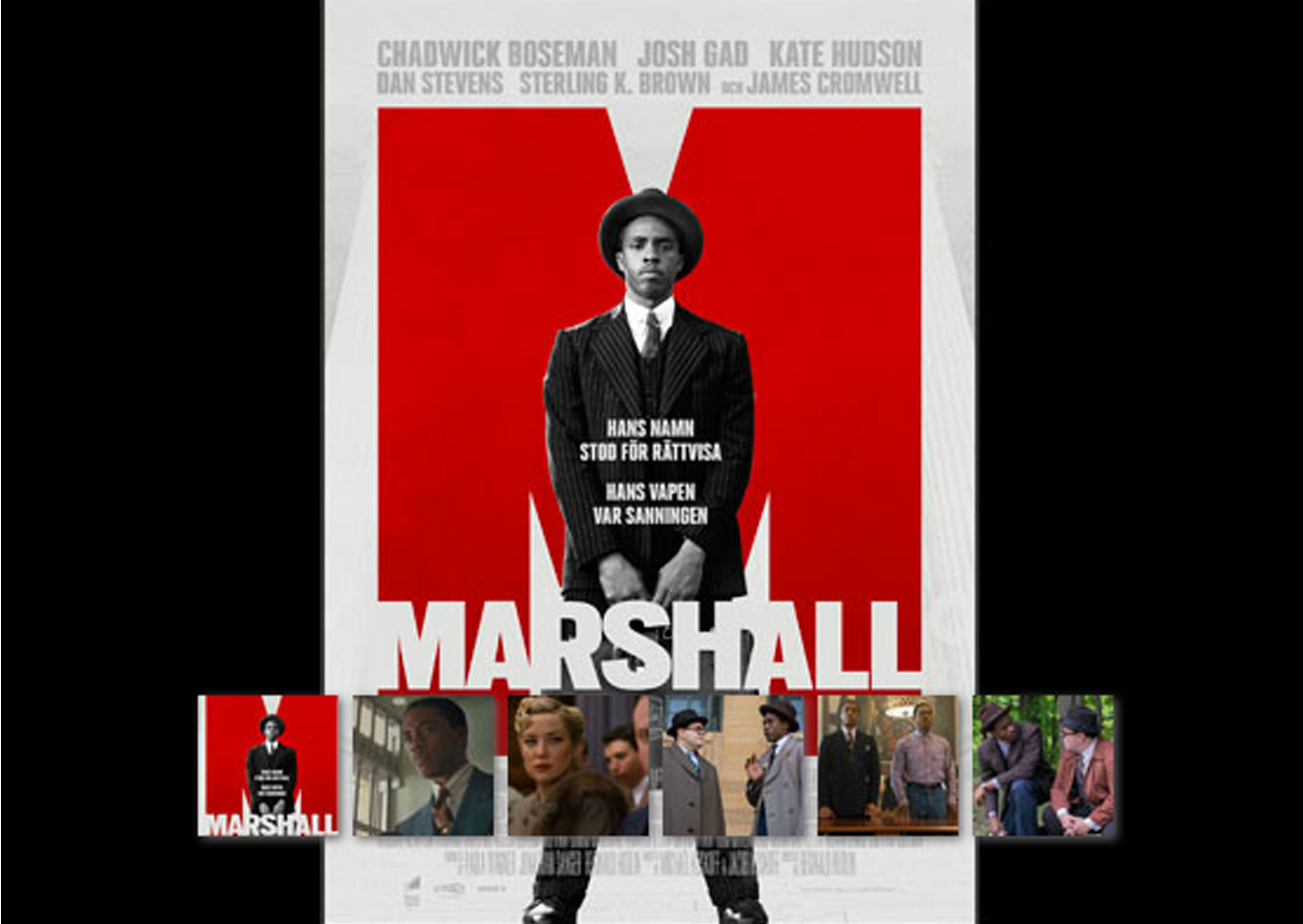 Bio - Marshall