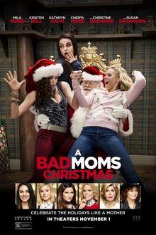 Bio - A bad moms christmas