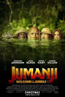 Bio - Jumanji: Welcome to the jungle