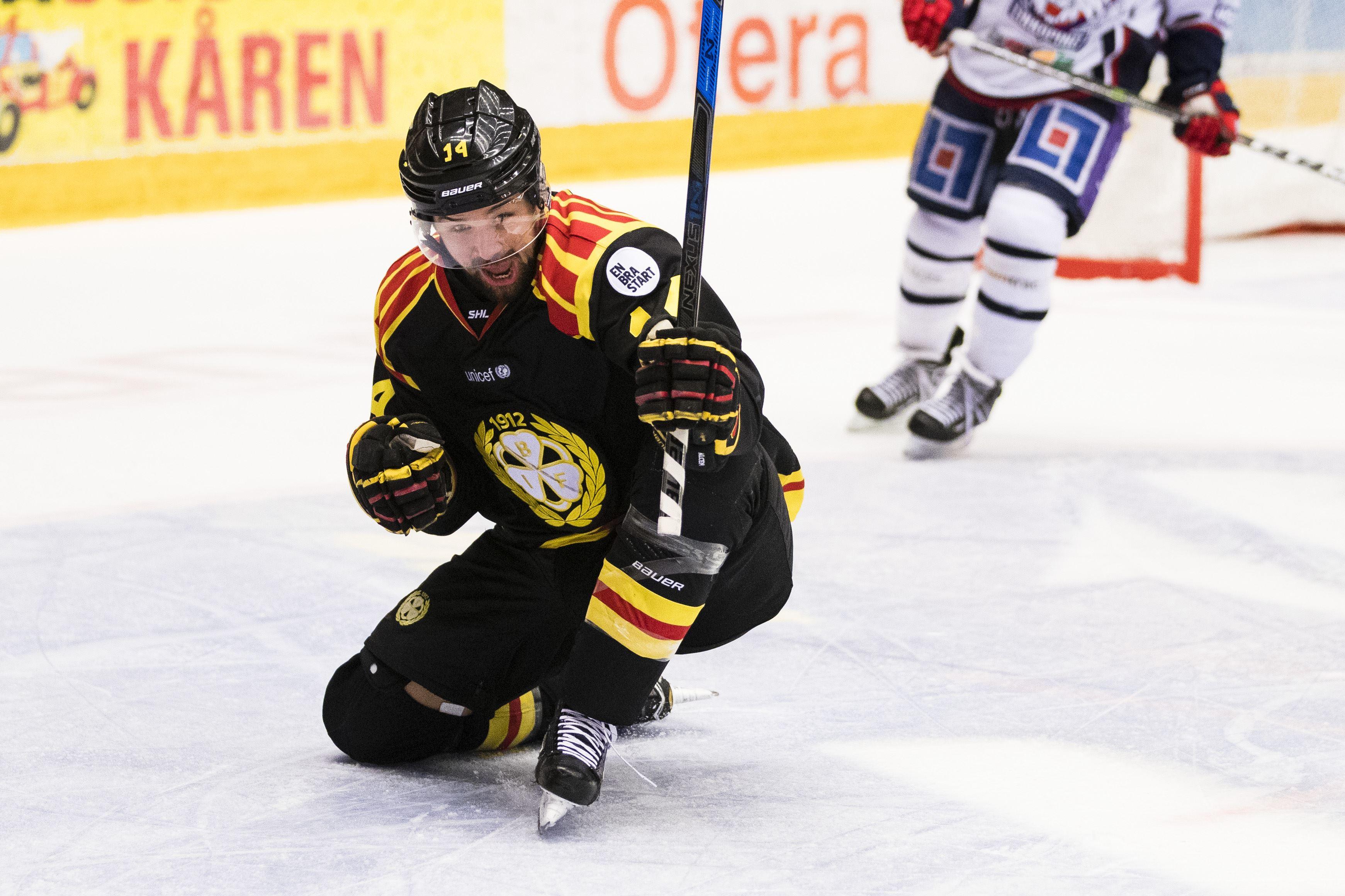 Hockeybiljett Brynäs-Växjö