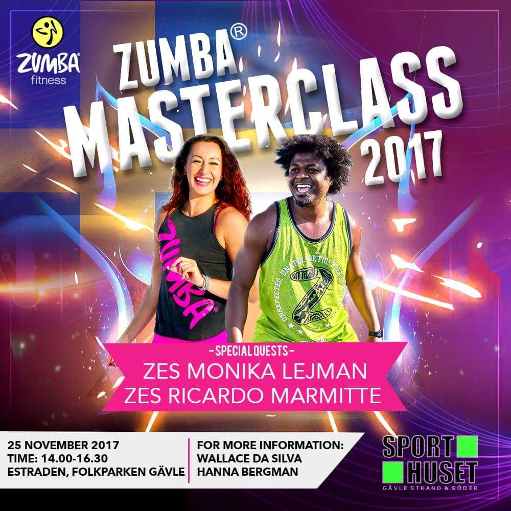 Mega Zumba Master Class