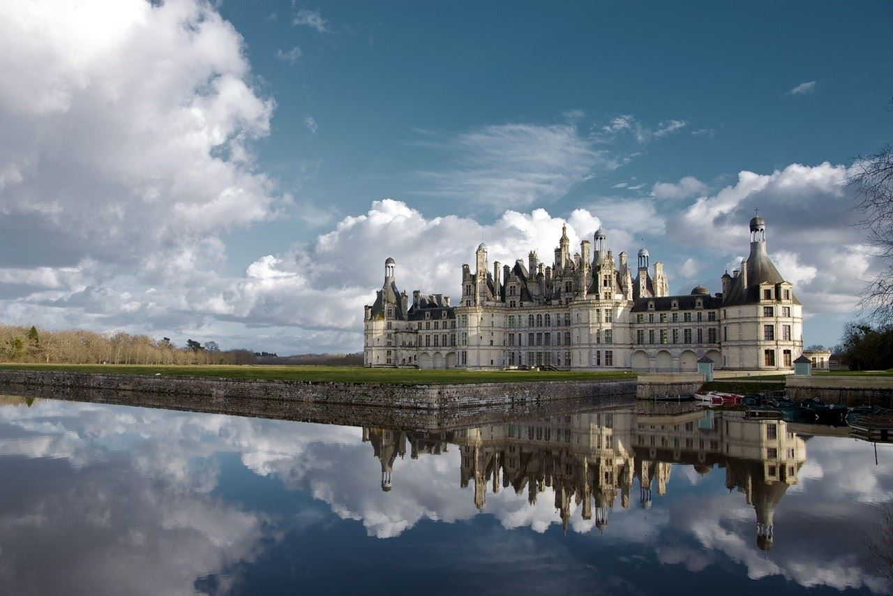 EXCURSION TO CHAMBORD/CHEVENRY/CHENONCEAU WITH OLALOIRE