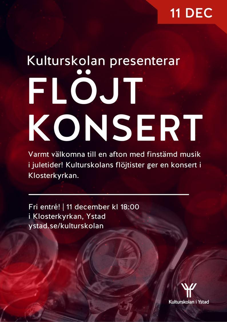 Flöjtkonsert