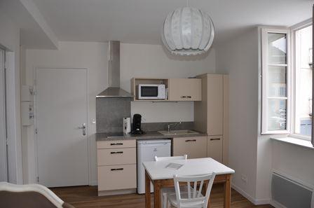 HPM144 - Appartement romantique dans le centre de Bagnères-de-Bigorre – 2 personnes