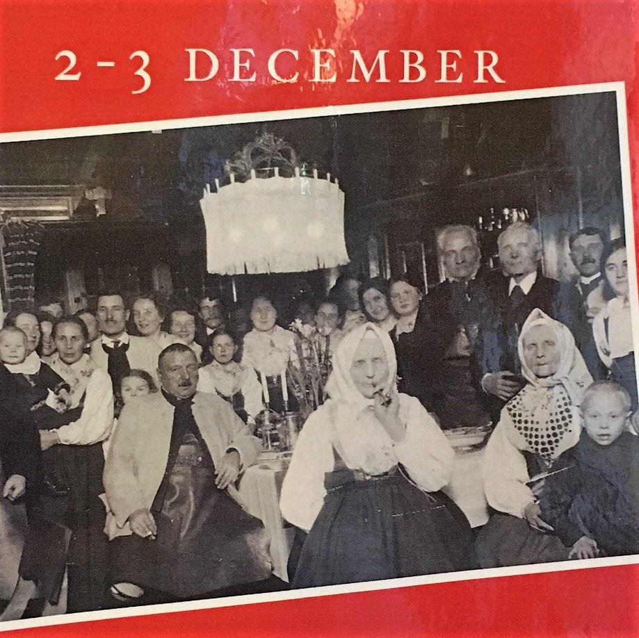 Julvisningar på Zorngården
