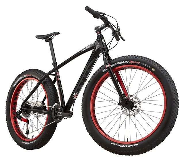 202. Fatbike Salsa Mukluk, Salsa Beargrease X5, DBS Bad Bully Core and DBS Big Boy - Rental