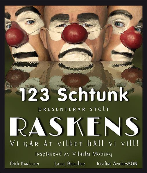 123 Schtunk Raskens