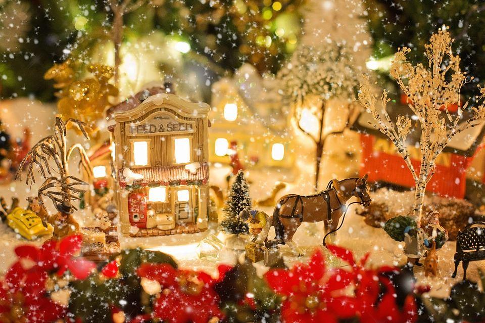Julmarknad i Västervik