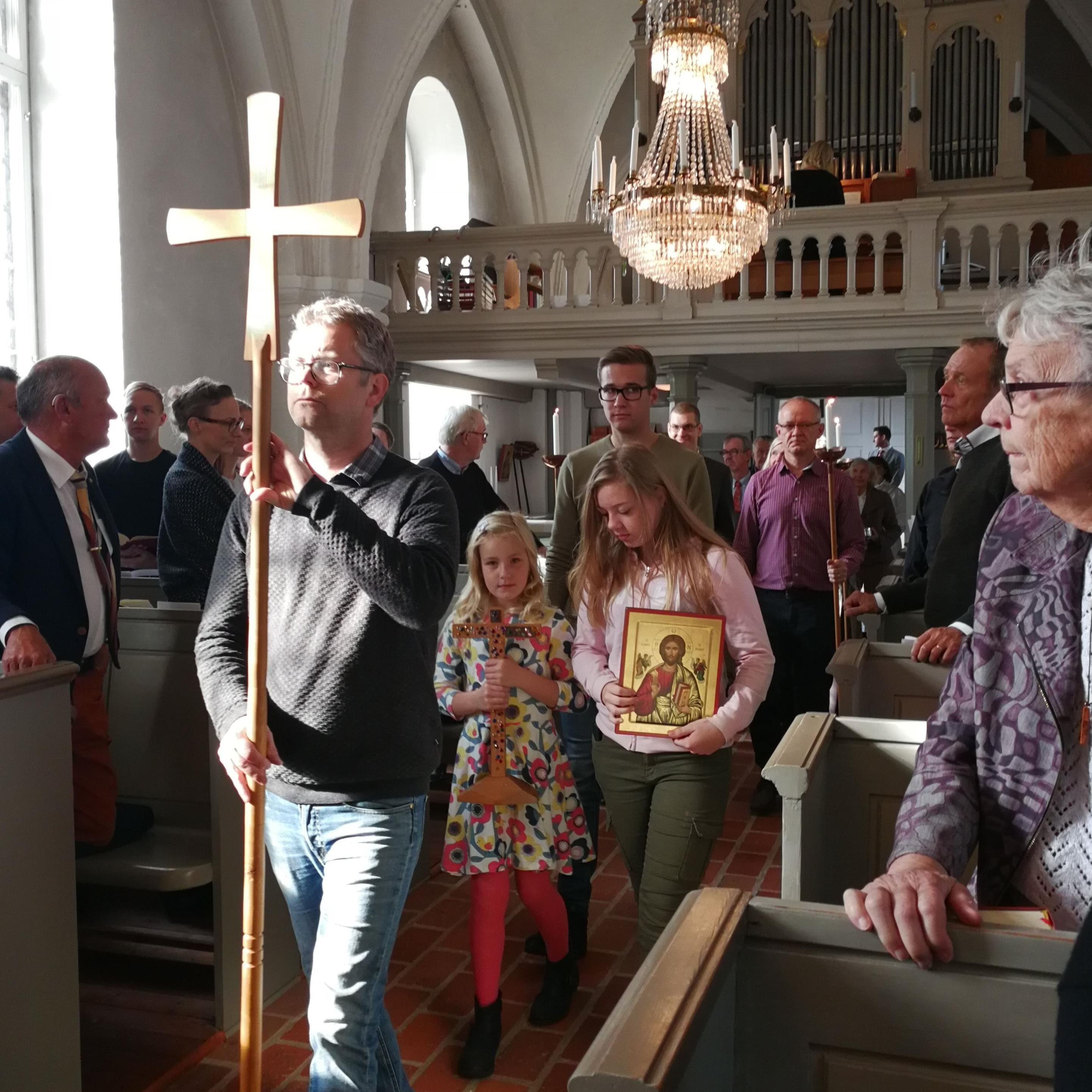 © Lackalänga Stävie Församling, Vi sjunger in julen