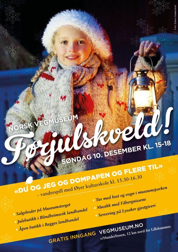 Advent Weekends at the Norwegian Road Museum