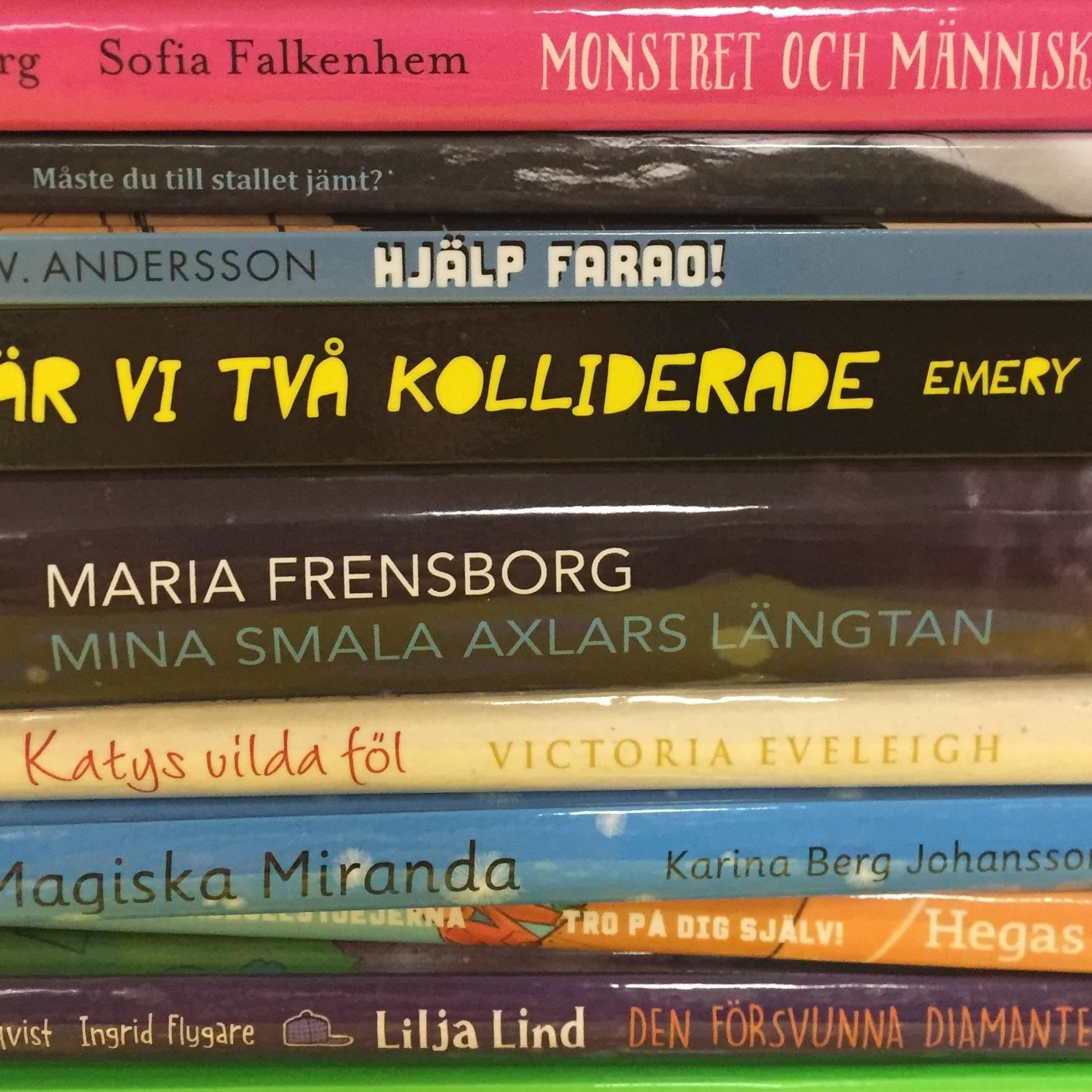 Åsa Liliefeldt, Böcker