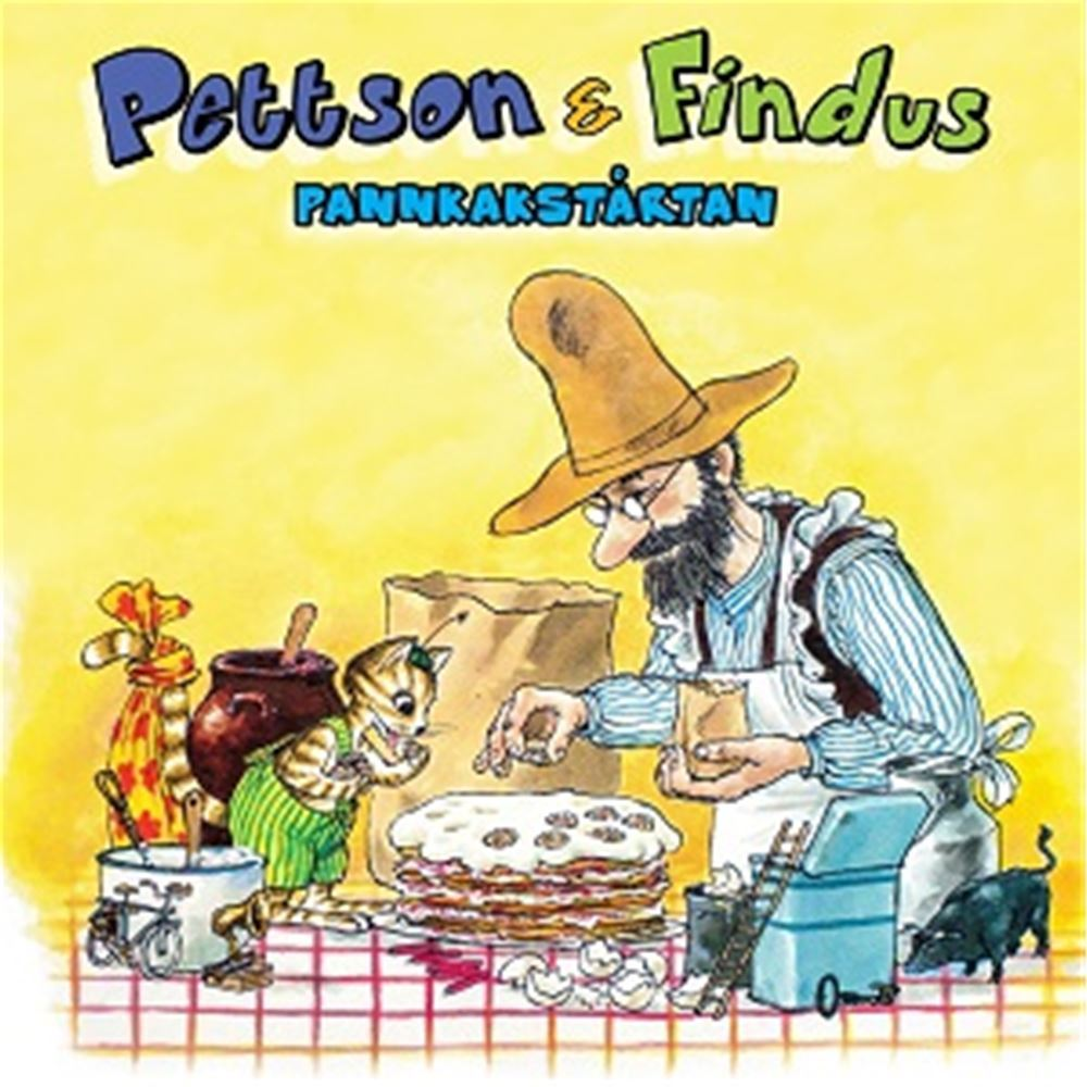 """Pettson & Findus """"Pannkakstårtan"""""""