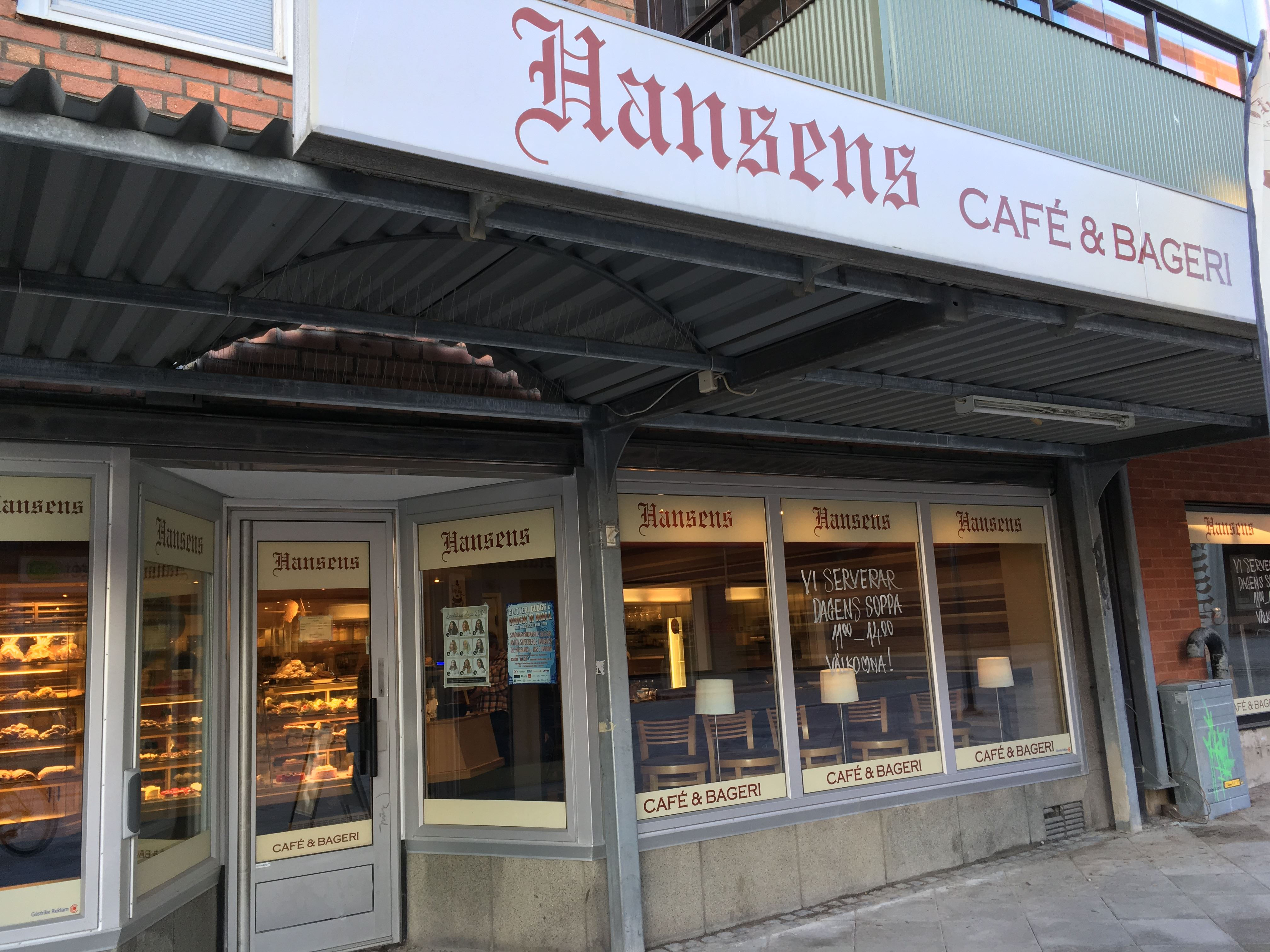 Hansens Café & Bageri