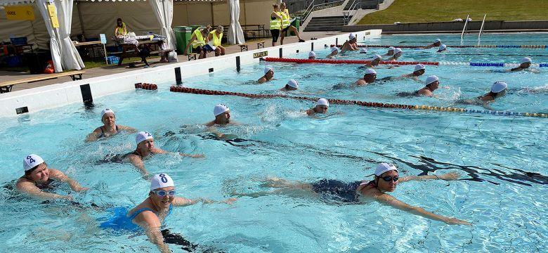 Simning på hemmaplan Kalmar