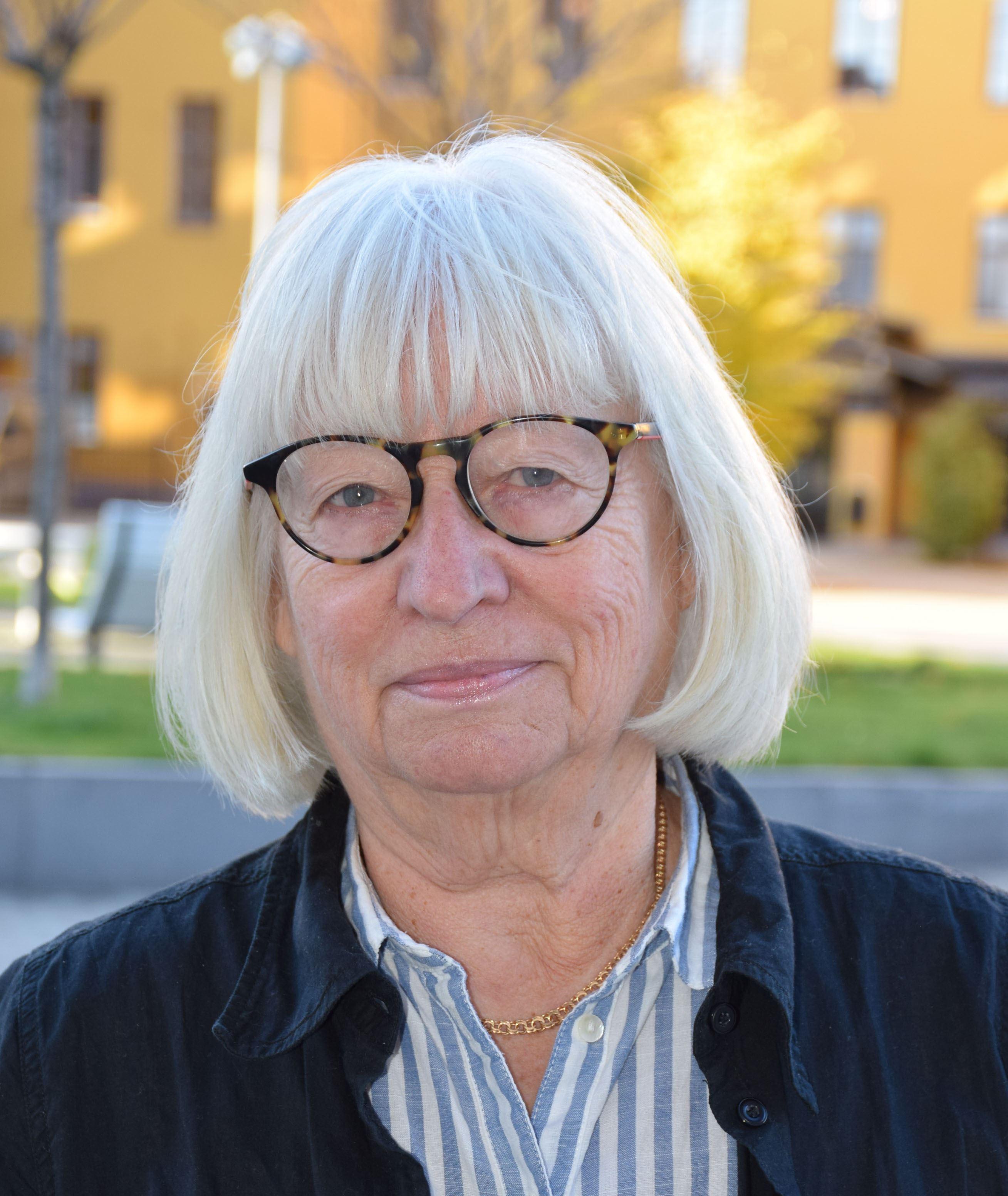 Johanna Holmkvist, Gävle kommunarkiv, Birgitta Eriksson