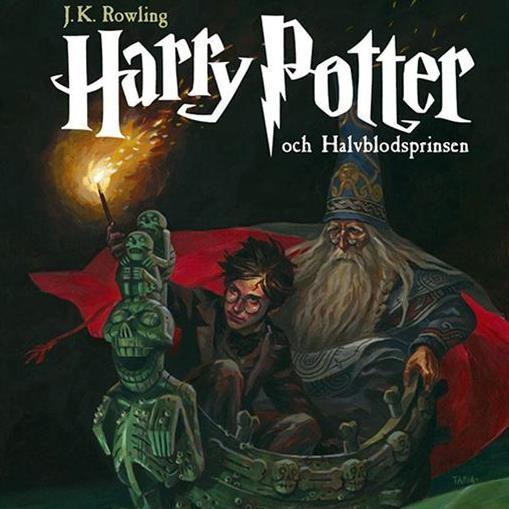 Lovbio med godis: Harry Potter och halvblodsprinsen