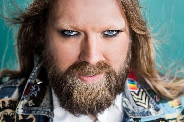 Rickard Söderberg är Gaytenor