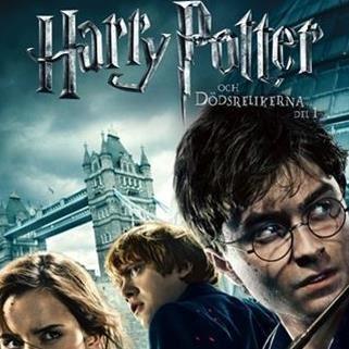 Harry Potter filmomslag