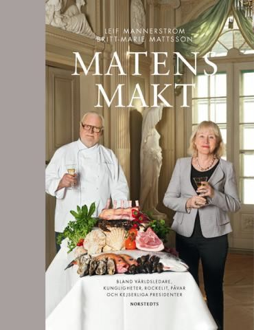 Lunchföreställning med Leif Mannerström & Britt-Marie Mattson - Matens makt