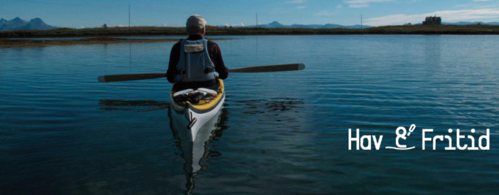 Kajakk - grunnleggende kurs i havpadling 12 -13 mai