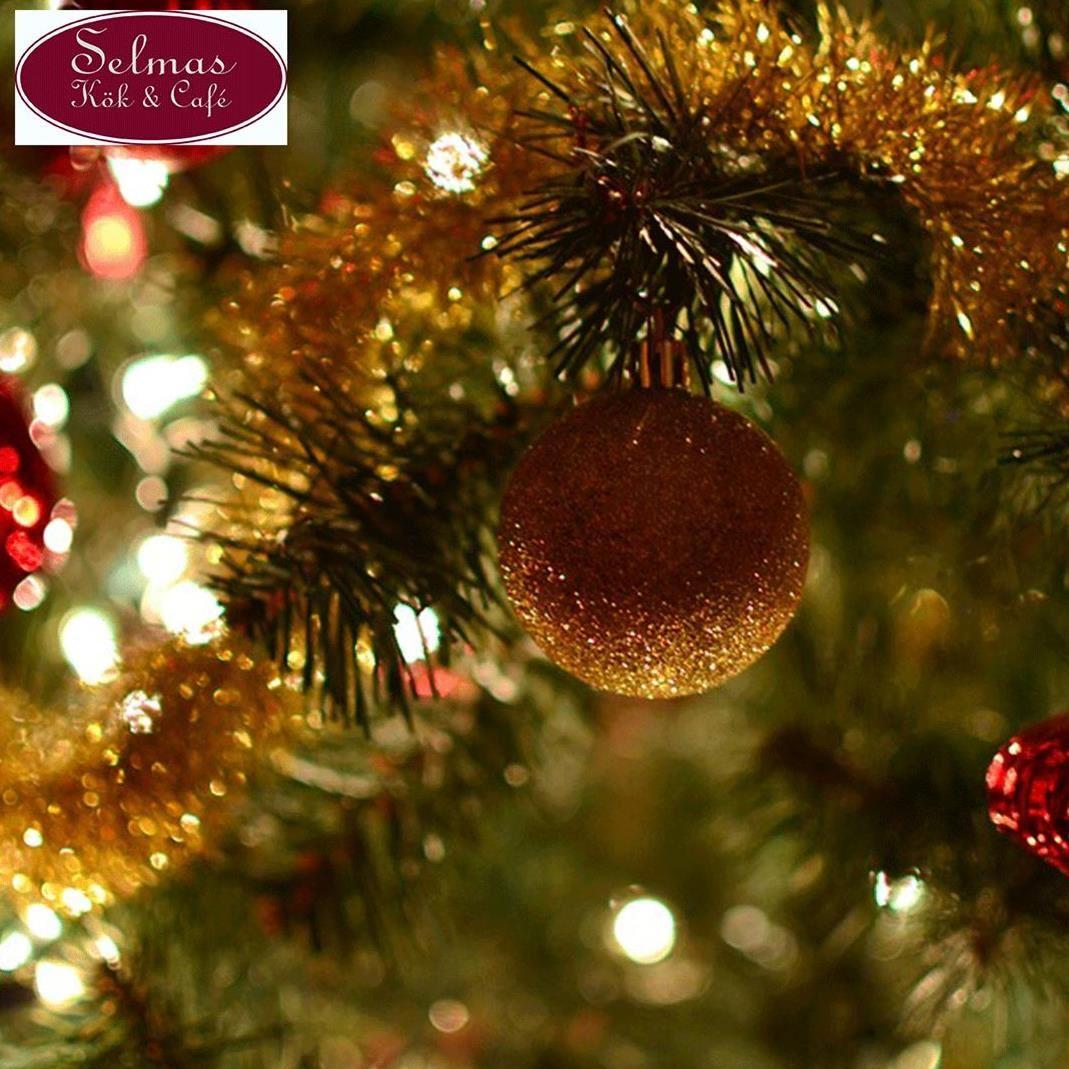 Jultallrik på Selmas Kök och Café