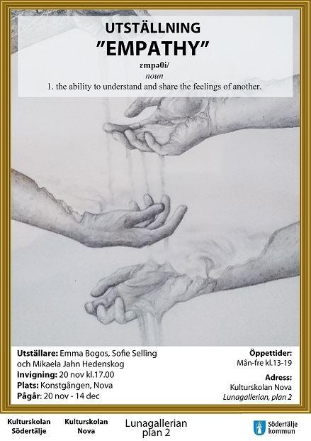 "Utställning: ""Empathy"""