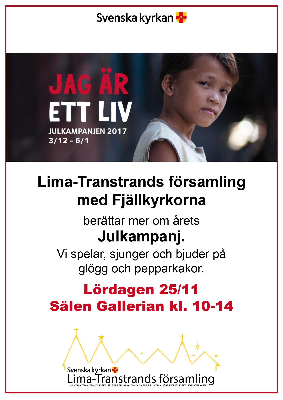 Svenska Kyrkans julkampanj